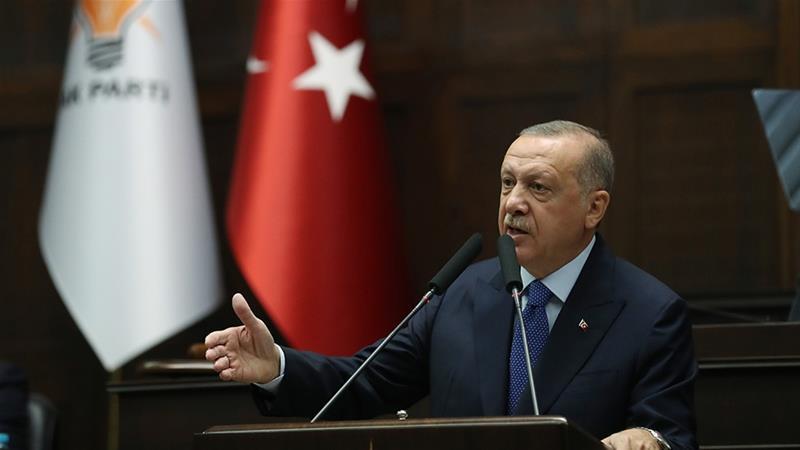 რეჯეფ თაიფ ერდოღანი იმედოვნებს, რომ თურქეთი ტერორიზმის წინააღმდეგ ბრძოლაში ალიანსისგან უპრეცედენტო მხარდაჭერას მიიღებს