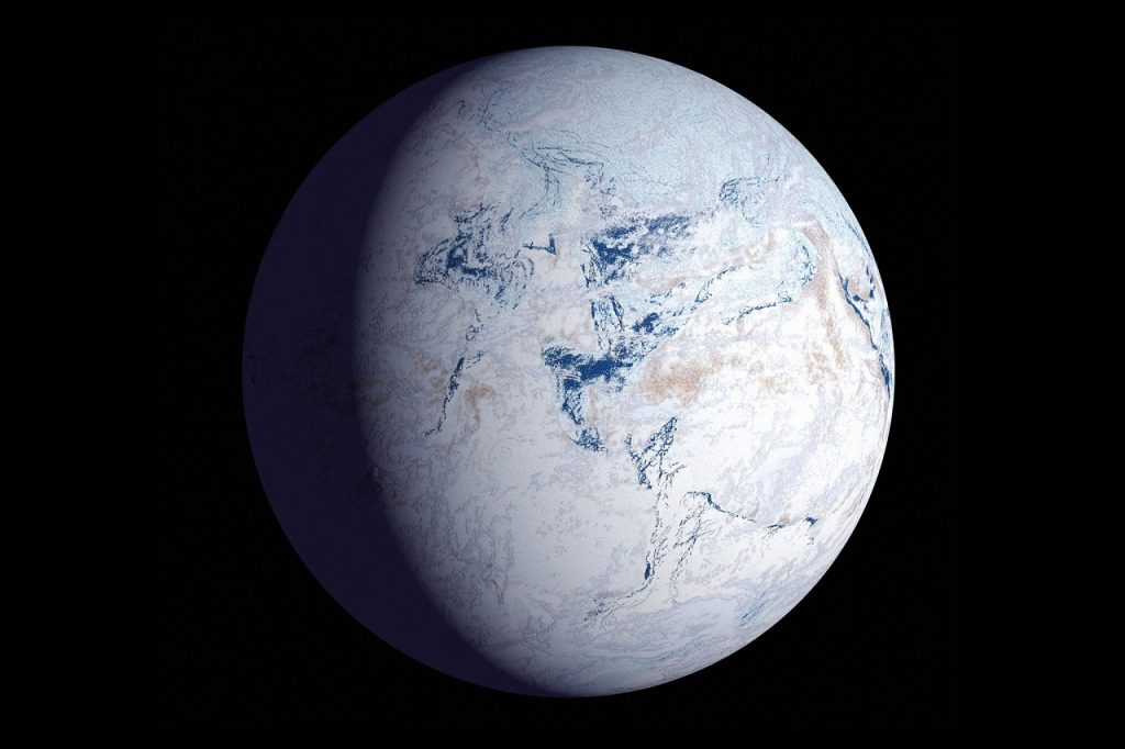 როგორ გადარჩა სიცოცხლე დედამიწაზე ყველაზე დიდ გამყინვარების ხანაში — ახალი კვლევა