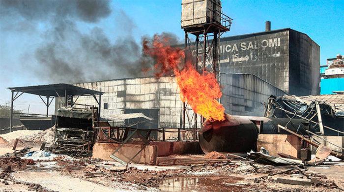 სუდანში, კერამიკის ქარხანაში აფეთქებისას 23 ადამიანი დაიღუპა