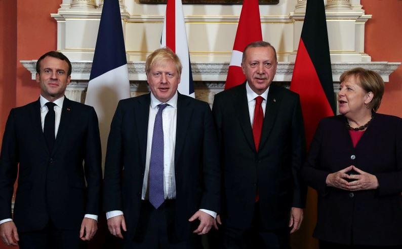 დიდი ბრიტანეთი, საფრანგეთი, გერმანია და თურქეთი შეთანხმდნენ, რომ სირიაში ლტოლვილების უსაფრთხო დაბრუნების საკითხებზე იმუშავებენ