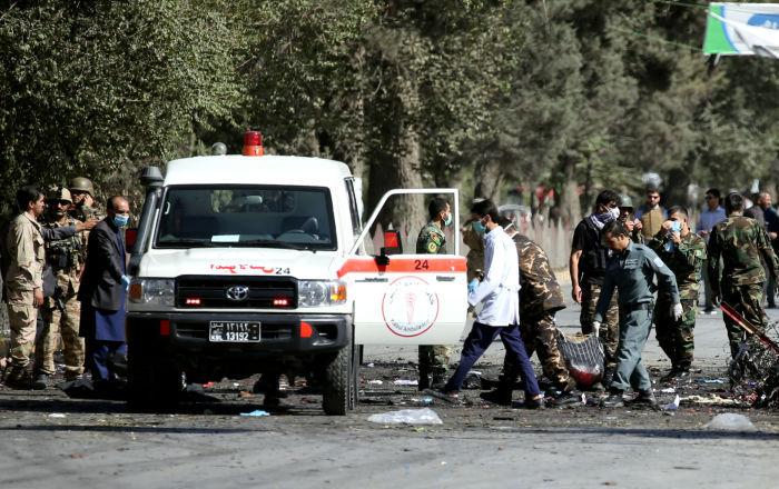 ავღანეთში იაპონურ არასამთავრობო ორგანიზაციის ავტომობილზე თავდასხმის დროს ექვსი ადამიანი დაიღუპა