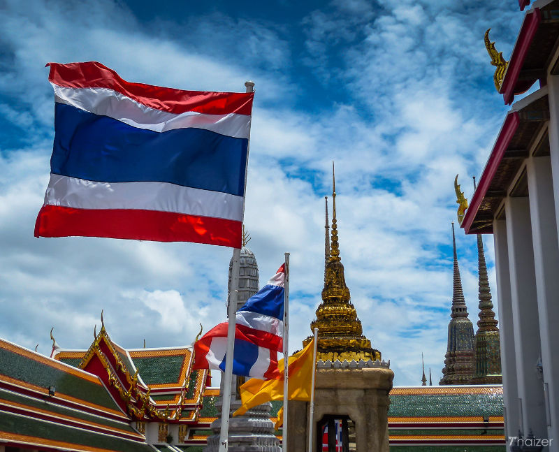 Number of tourists from Thailand to Georgia increased