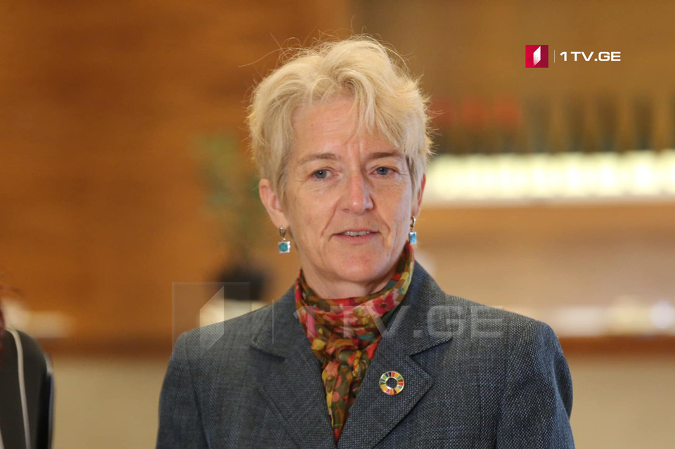 Louisa Vinton - We expect that promise on moving to proportional system will be delivered on