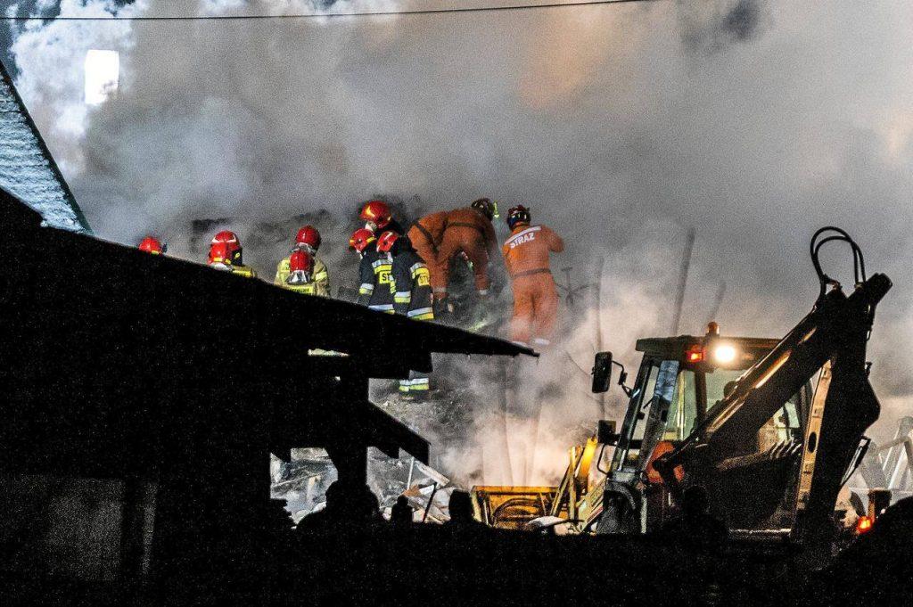 Пять человек погибли в результате взрыва на горнолыжном курорте в Польше