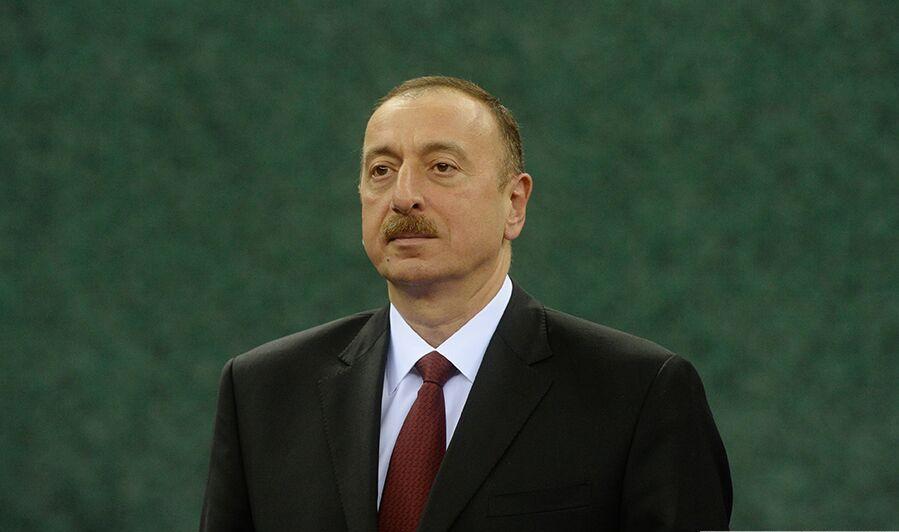 Ильхам Алиев  бæстæйы  парламент суæгъд кодта