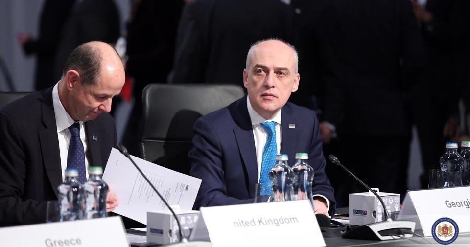დავით ზალკალიანი - საერთაშორისო თანამეგობრობამ უნდა გააორმაგოს ძალისხმევა, რათა აიძულოს რუსეთი, შეასრულოს ვალდებულებები