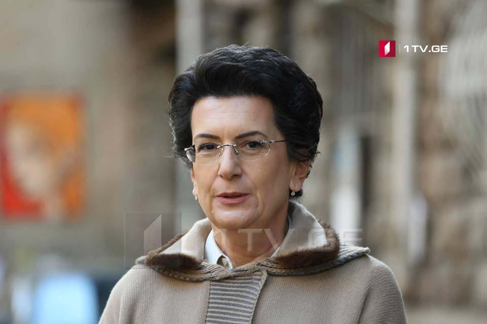 Нино Бурджанадзе - Врач Важа Гаприндашвили очень скоро будет на свободе