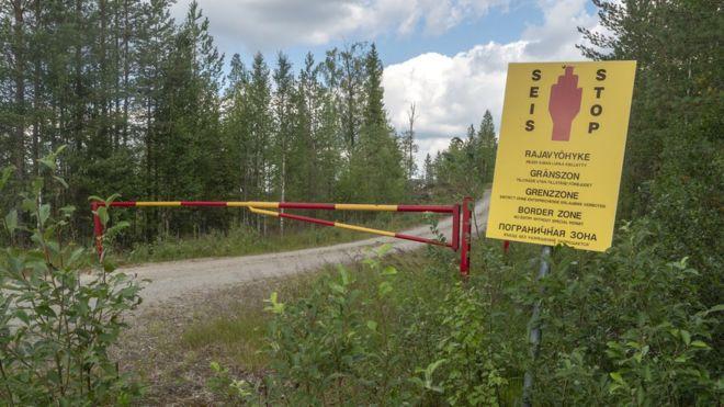 რუსეთში მამაკაცი დააკავეს, რომელსაც ყალბი სასაზღვრო პუნქტი ჰქონდა აშენებული