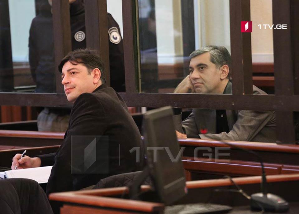 სასამართლომ ირაკლი ოქრუაშვილისთვის აღკვეთის ღონისძიებად შეფარდებული პატიმრობა ძალაში დატოვა
