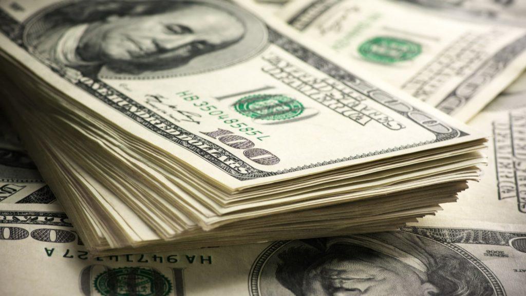 ნოემბერში ეროვნული ბანკის რეზერვები 60 მილიონი დოლარით შემცირდა