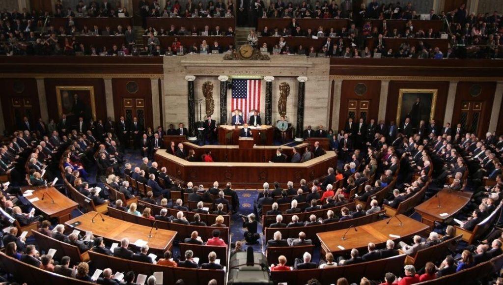 აშშ-ის კონგრესში ისრაელ-პალესტინის კონფლიქტზე ორი სახელმწიფოს მხარდამჭერი რეზოლუცია მიიღეს
