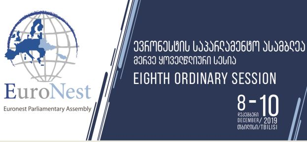 Tbilisi hosts the 8th Ordinary Session of Euronest Parliamentary Assembly