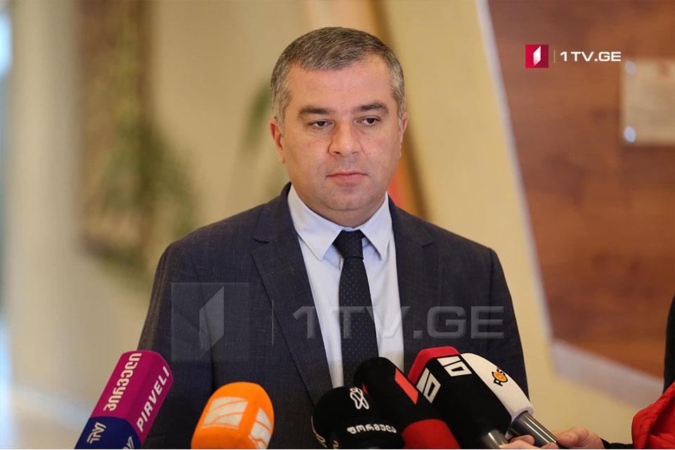 Давид Бакрадзе-Визит в Грузию министра иностранных дел России вызовет острый протест в обществе