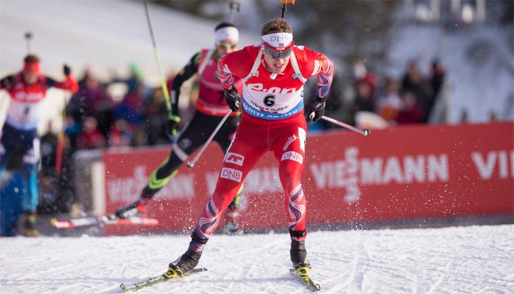 ოსტერსუნდში ესტაფეტა კაცებში 4*7.5კმ-ზე ნორვეგიამ მოიგო - ბიატლონი