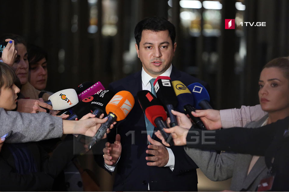 Archil Talakvadze: We are returning to normal political process gradually