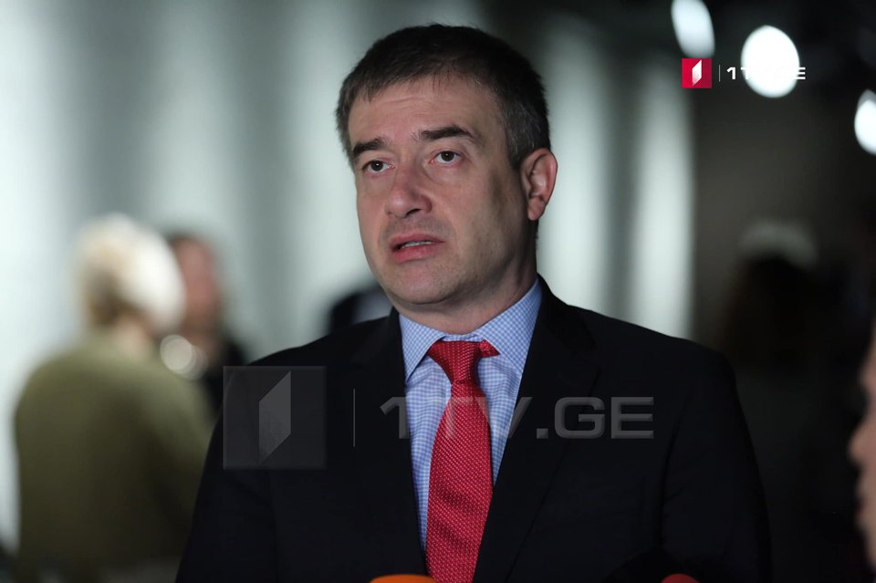 Cristian Urse - I expect we are getting closer to the tangible results of the political dialogue