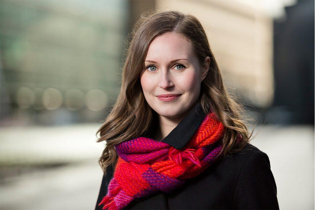 ფინეთის ახალი პრემიერ-მინისტრი სანა მარინი მსოფლიოში ყველაზე ახალგაზრდა პრემიერია