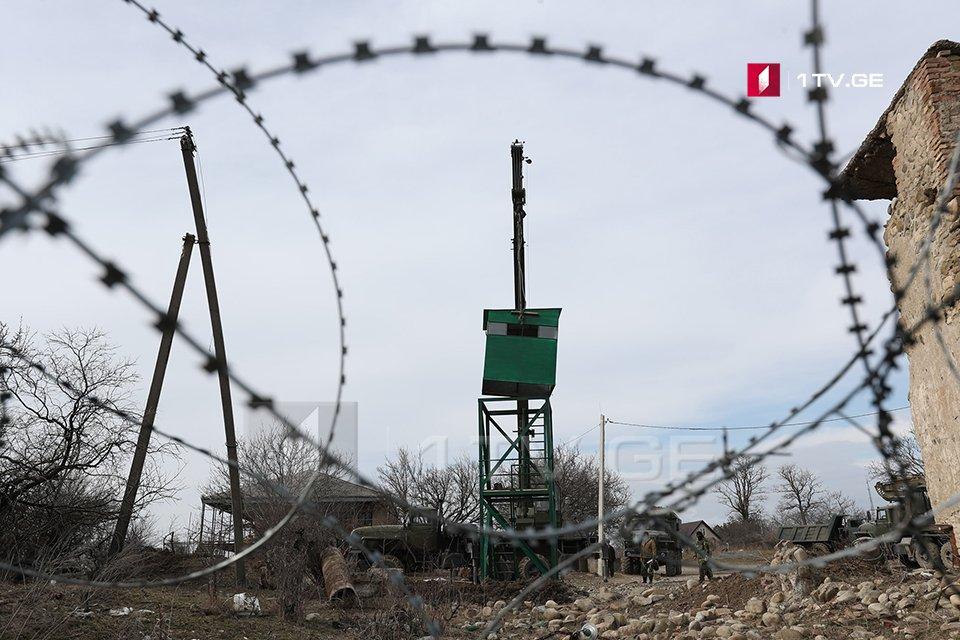 Оккупационный режим приговорил Хвичу Мгебришвили к трем месяцам заключения
