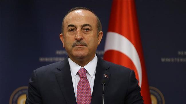 Turkish Foreign Minister - If sanctions are imposed on Turkey, the Incirlik and Kurecik airbases willbe brought to the agenda