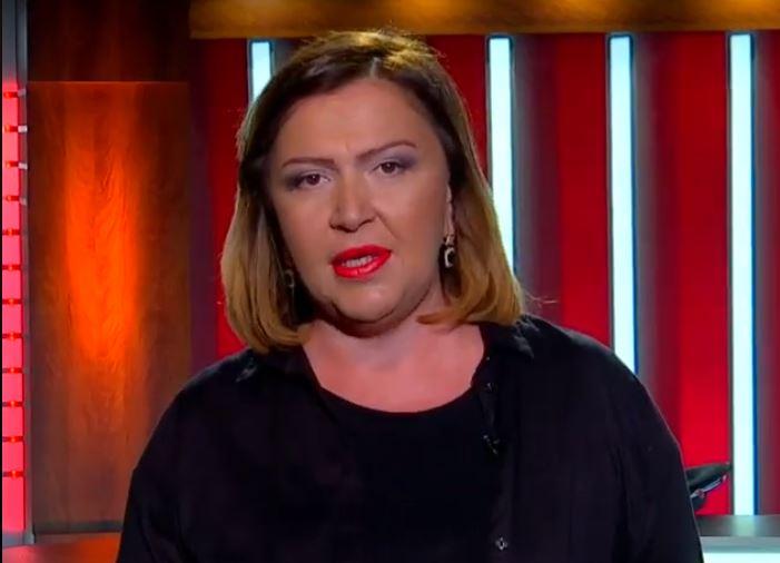 """ინგა გრიგოლია აცხადებს, რომ """"ქართული ოცნების"""" ღონისძიების დასრულების შემდეგ, """"ტვ პირველის"""" ჟურნალისტსა და ოპერატორს თავს დაესხნენ"""