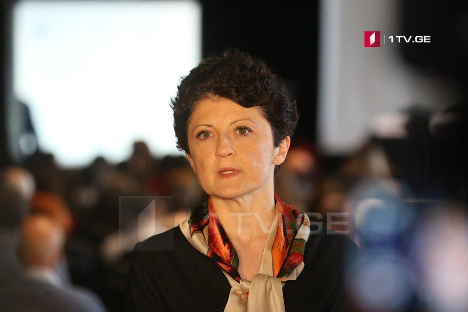 Եվրոպացիները պարտավոր են հարգել անկախ Վրաստանի խորհրդարանի որոշումը. Թեա Ծուլուկիանի