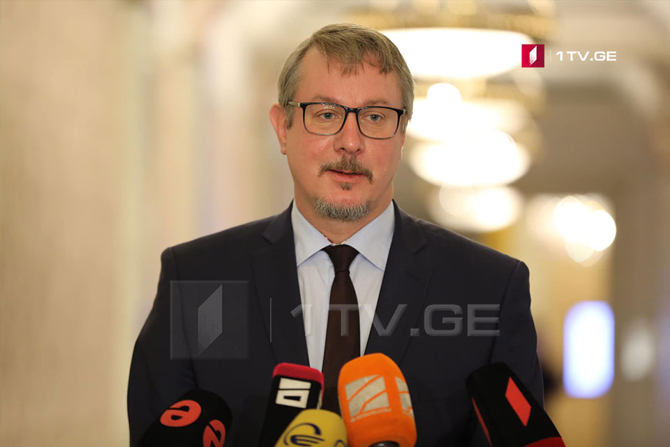 Carl Hartzell: Situation at ABL  is a matter on which EU is firm supporter of Georgia