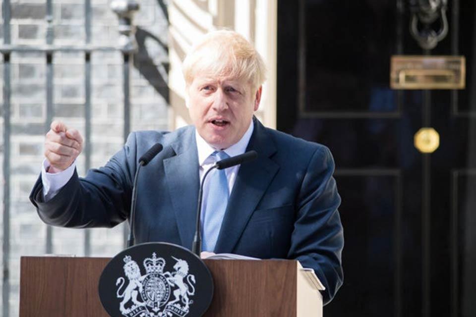 ბრიტანეთის მთავრობა ბრექსიტის შეთანხმებას პარლამენტში კენჭისყრისთვის შობის დღესასწაულამდე შეიტანს
