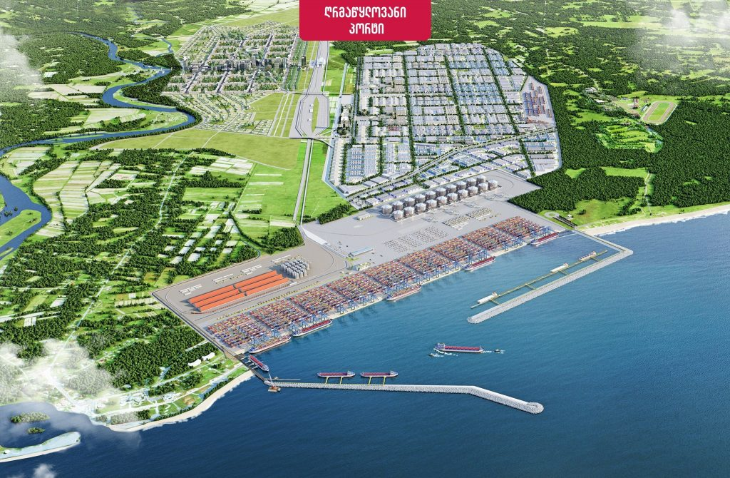 Natia Turnava - I cannot see the prospect of postponing Anaklia Port project