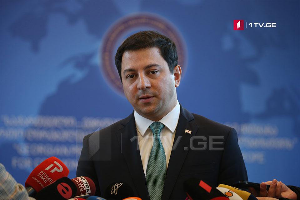 Правящая партия представит предложения по избирательной системе на встрече с оппозицией