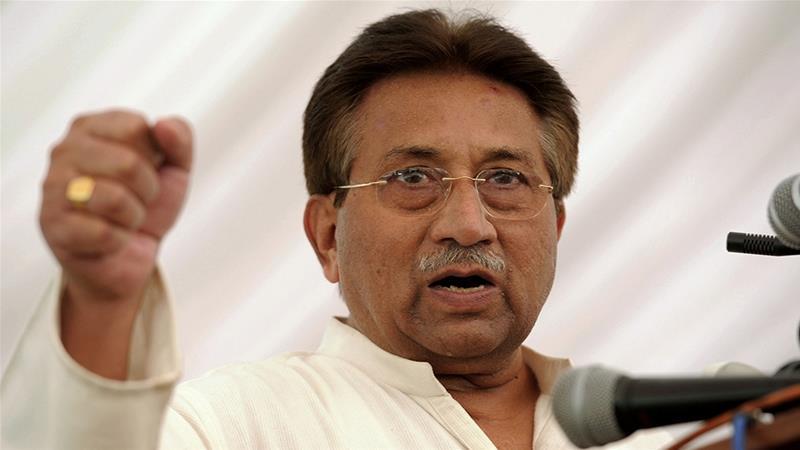 პაკისტანის ყოფილ პრეზიდენტ პერვეზ მუშარაფს სიკვდილით დასჯა მიუსაჯეს