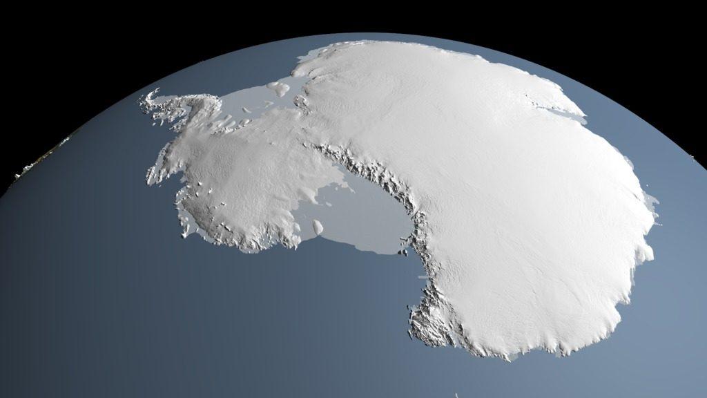 ანტარქტიდის ყინულების ქვეშ დედამიწის ხმელეთის უღრმესი კანიონი აღმოაჩინეს