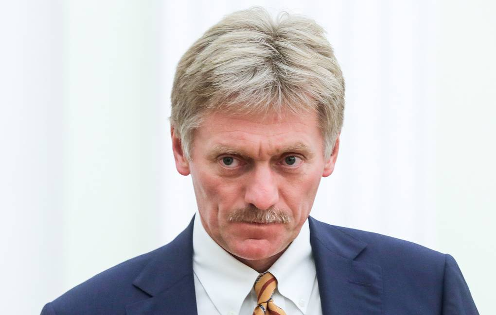 Dmitry Peskov - NATO's military infrastructure expansion towards Russian borders causes concern