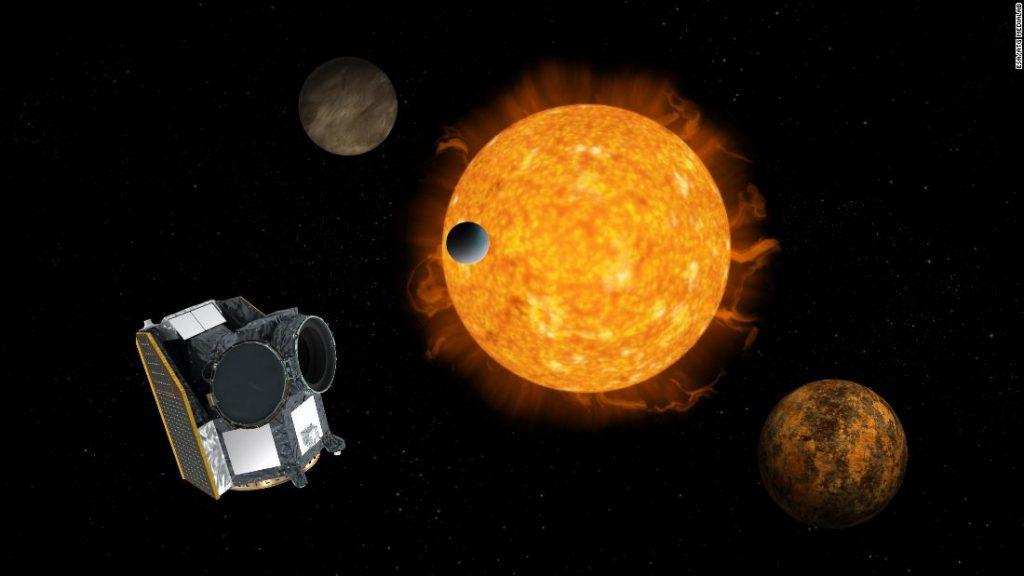 ევროპამ პლანეტებზე მონადირე ახალი კოსმოსური ტელესკოპი გაუშვა