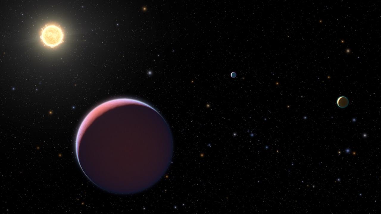 აღმოჩენილია ბამბის ნაყინის მსგავსად მსუბუქი, ახალი ტიპის გაბერილი პლანეტები