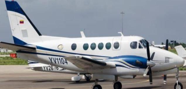 ვენესუელაში კერძო თვითმფრინავი ჩამოვარდა, დაიღუპა ცხრა ადამიანი