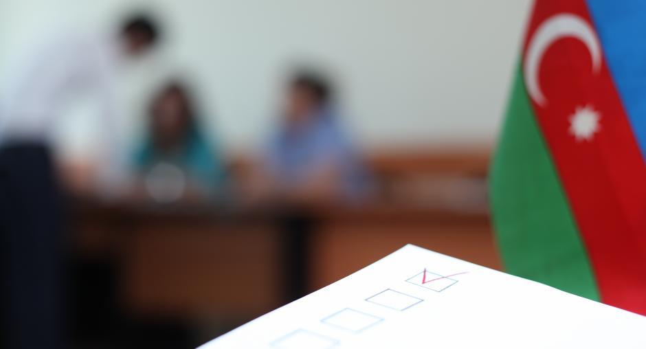В Азербайджане проходят местные муниципальные выборы