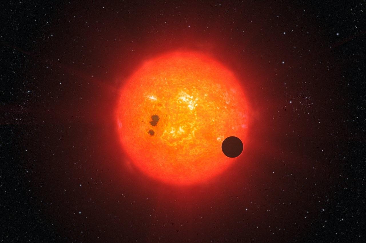 კოსმოსურ სამეზობლოში აღმოჩენილია დედამიწის ზომის პლანეტა