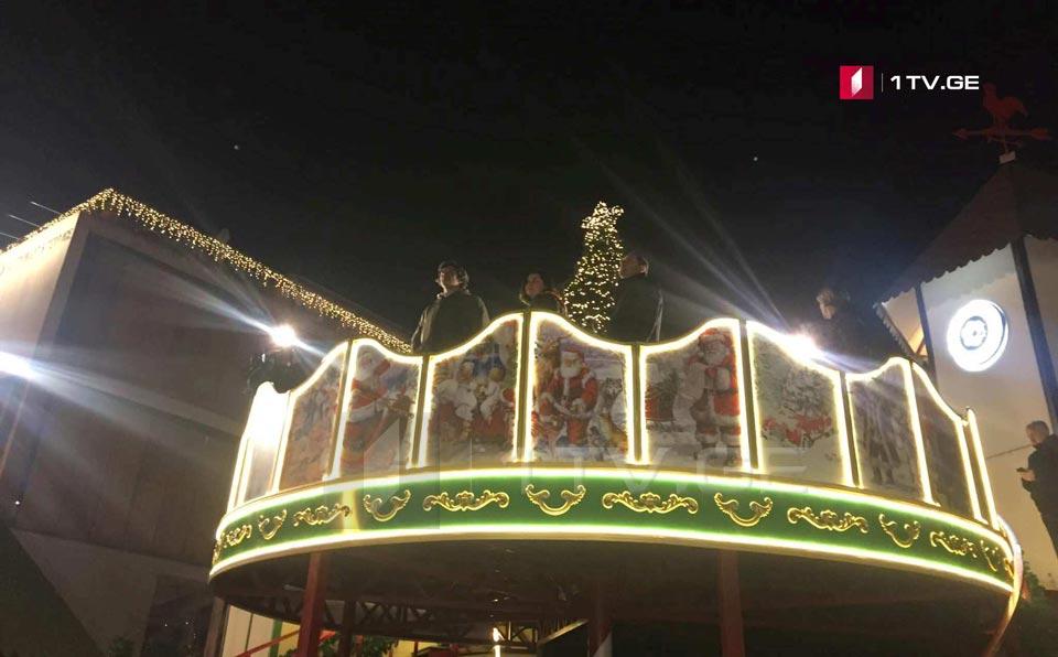 Մայրաքաղաքի գլխավոր տոնածառի լույսերը վառվելու են դեկտեմբերի 25-ին ժամը 20:00-ինական