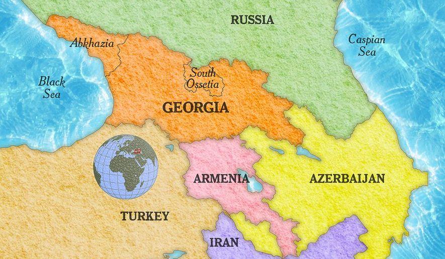 Washington Times - Грузия входит в число самых проамериканских и демократических стран Восточной Европы