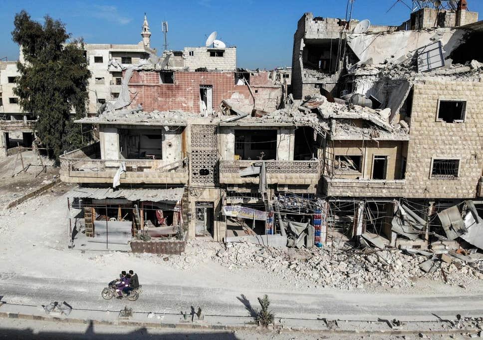 Ռուսաստանի ավիացիան ռմբակոծել է Սիրիայի Իդլիբ նահանգը