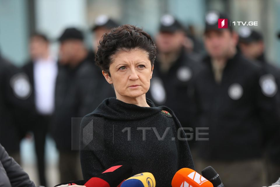 Justice Minister – Non-admission of any member of CoE will result in imposition of sanctions to Georgia