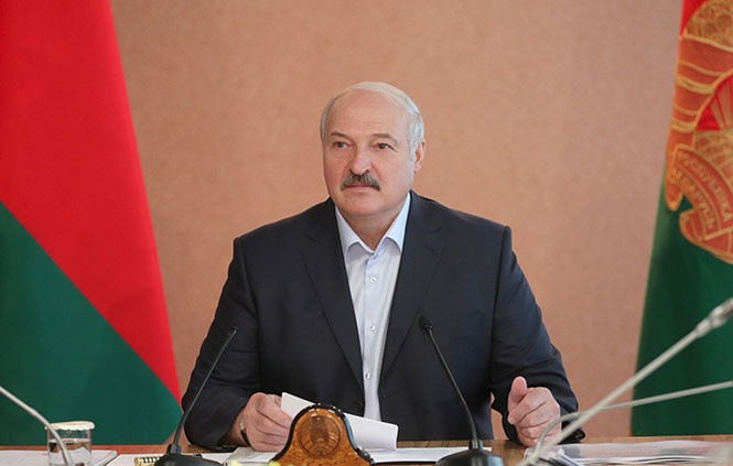 Aleksandr Lukashenko says that Russia Is a Part of Belarus and Proposes Russia to join Belarus
