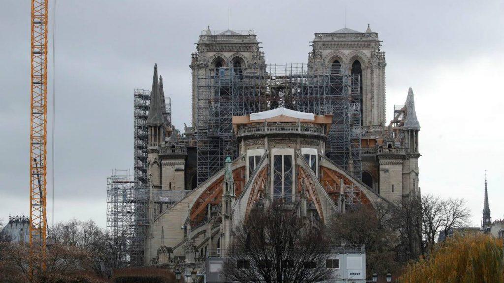 მედიის ინფორმაციით, შესაძლოა, პარიზის ღვთისმშობლის ტაძრის მხოლოდ 50 პროცენტის აღდგენა მოხერხდეს