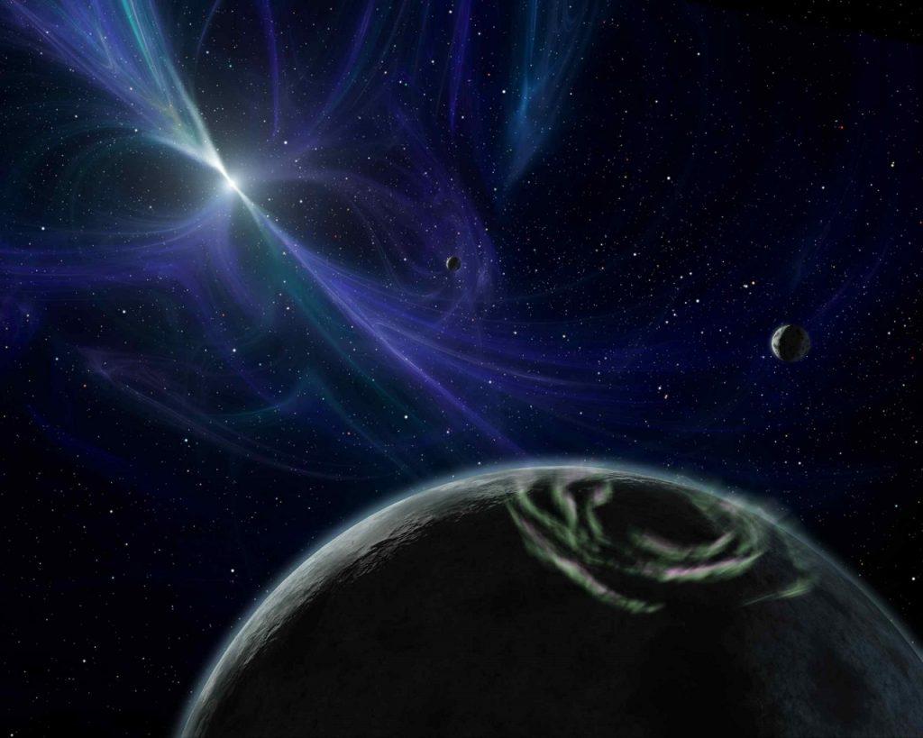 დაფიქსირებულია სავარაუდოდ ახალი კლასის ნეიტრონული ვარსკვლავი უცნაური მაგნიტური ველით