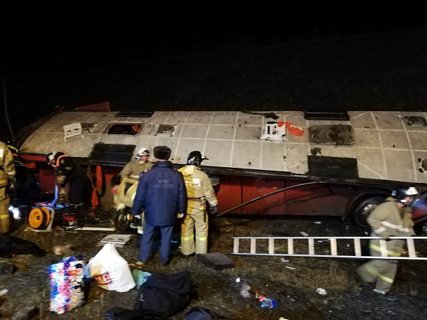 Land Transport Agency – Passengers injured in road accident near Lipetsk to be transferred to Georgia