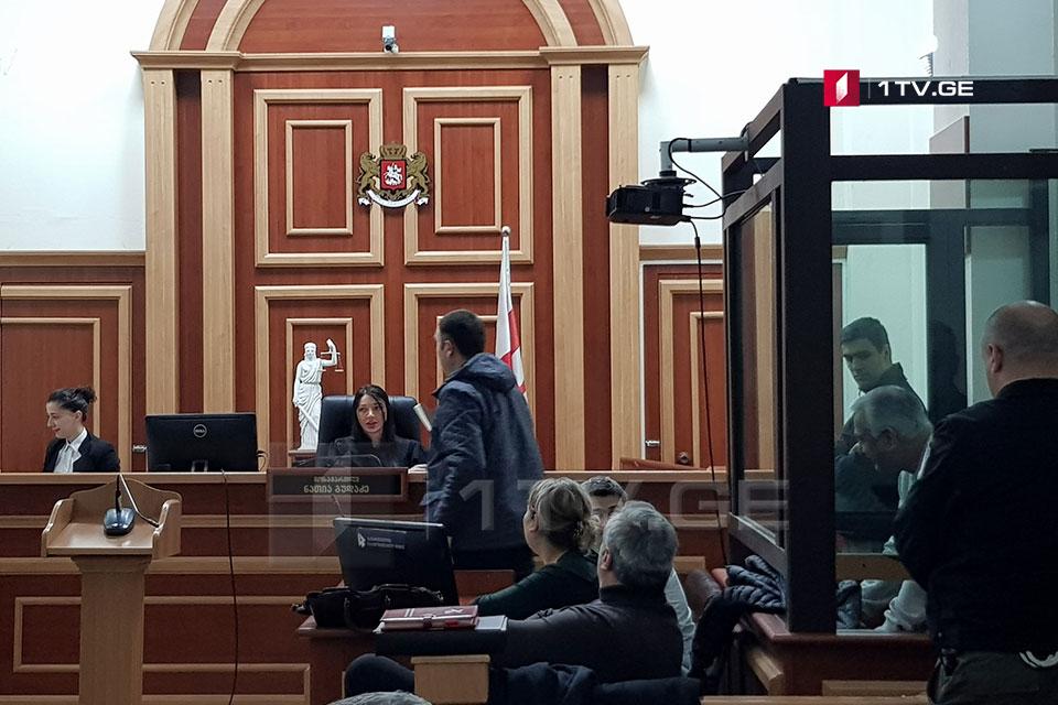 26 მაისის საქმეზე სასამართლოში ერთი მოწმე დაიკითხა