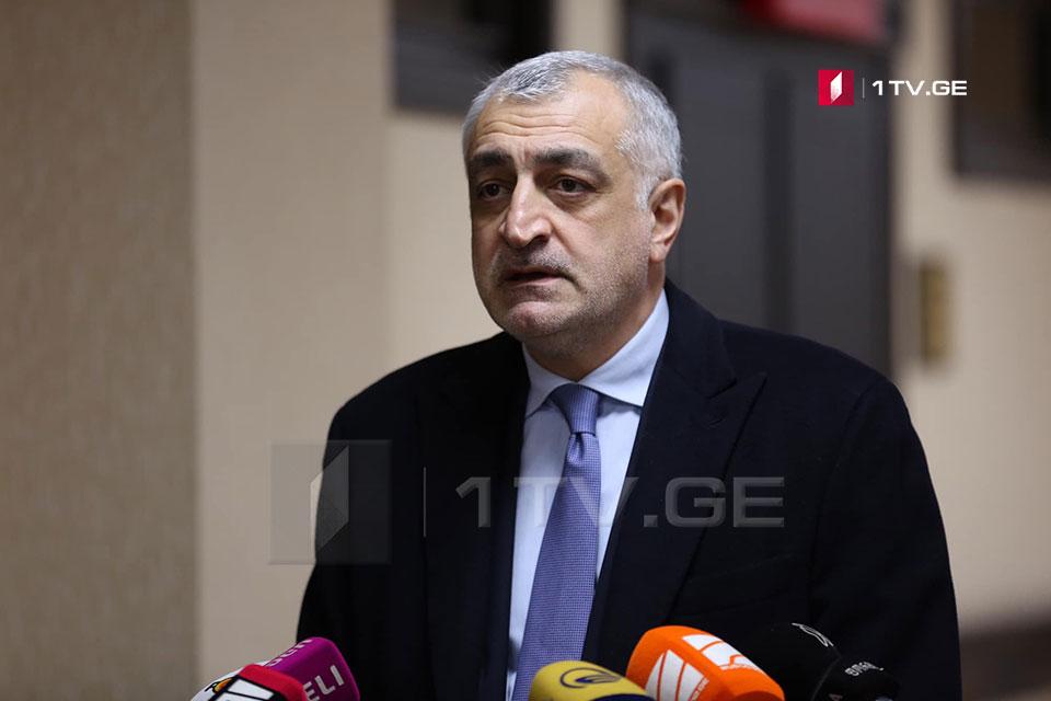 Мамука Хазарадзе - Михаил Саакашвили и Бидзина Иванишвили для меня политика прошлого, если мы хотим развиваться, грузинский народ должен поддержать новую силу