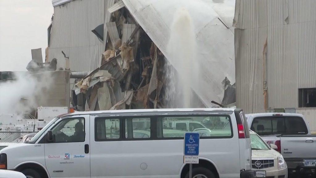 ԱՄՆ-ում, ավիացիոն գործարանում պայթյունի հետևանքով տուժել է 15 մարդ