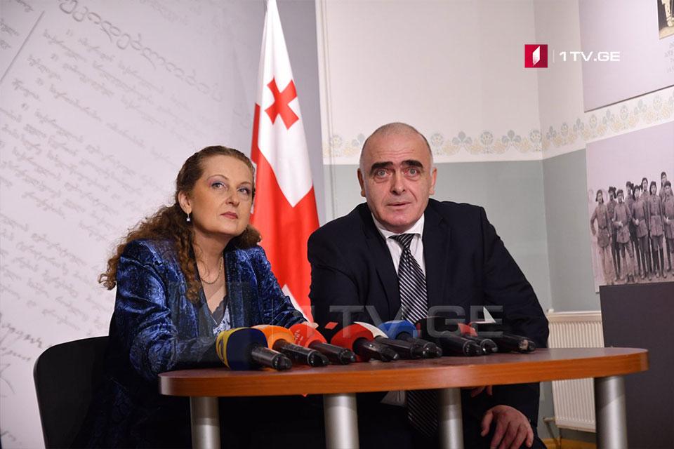 Doctor Vazha Gaprindashvili – I did not admit guilt in pardoning request