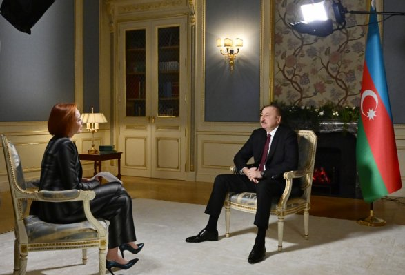 Ilham Aliyev - Azerbaijan is not going to join the EU